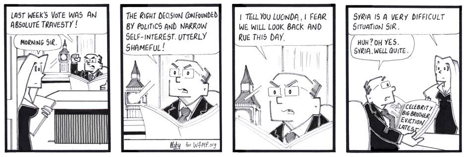 Hoby's Cartoon for September 2013