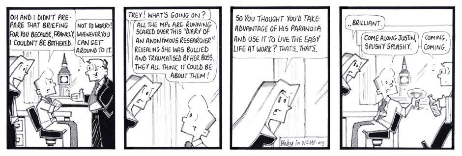 Hoby's Cartoon for November 2013